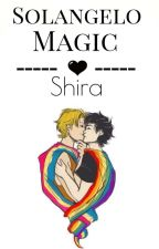 Solangelo Magic 》PJO • HP 》 Discontinued by Shiruu-