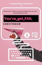 You've Got Fail   KookV by CorVitreum