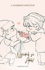 nyiduk si adek •chanbaek by Guardian_Light