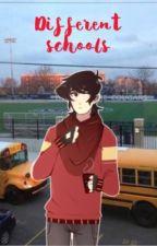 Different Schools ||Keith x Reader Highschool Au|| by Sammoo_