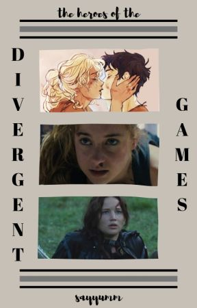 The Heroes Of The Divergent Games by sayyumm