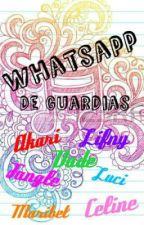 Whatsapp De Guardias by lifny1