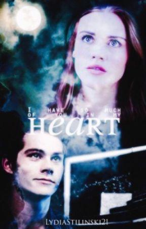 In my heart  { Stydia } by J-Stark