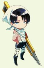 Yandere levi x reader AU by CrY_BaBy101010