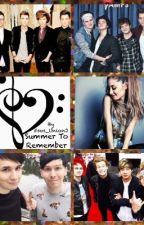 Summer To Remember (5sos,The Vamps,Union J) by -5sos_UnionJ-