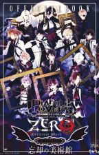 Diabolik Lovers Zero Official Book © by sxcialissues