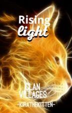 Rising Light - Clan Villages by -KiraTheKitten-