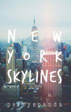 New York Skylines||Percabeth by rnychemvevo
