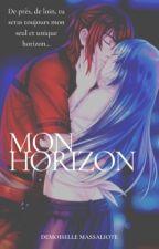 Mon horizon... [CASTIEL] by Cinna-