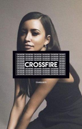 Crossfire ▸ B. BARNES by starkbursts