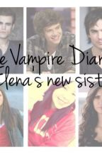 TVD: Elena's New Sister by SweetDirectioner73