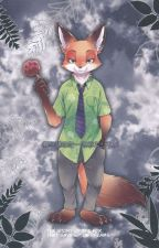 Nick Wilde  by Mabel_san