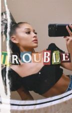trouble | justin foley by -nostalgics