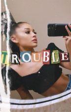 trouble; justin foley by -nostalgics