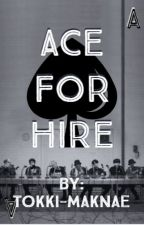 Ace For Hire // BTS Reader Insert by chimmy-flann
