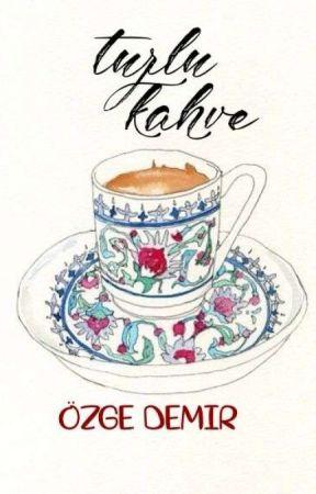 Tuzlu Kahve by PeridenMasallar