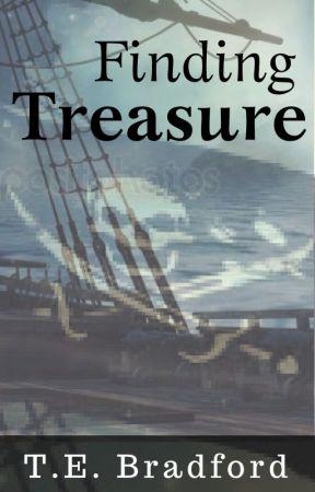 FINDING TREASURE by TE_Bradford