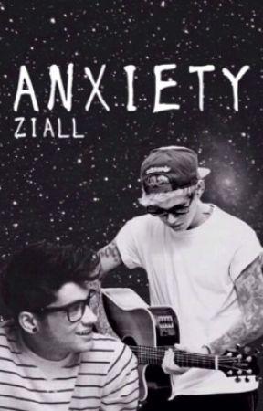 Anxiety. Ziall AU by Hemmings_Irwin123
