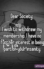 Dear Society by simply_suicidal