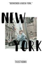 New York ; KookV by TxxStxgmx
