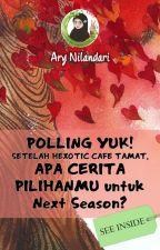 Polling: Next Story to Write by AryNilandari