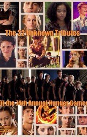 22 Unknown Tributes of the 74th Annual Hunger Games   DISCONTINUED by hollandftweasley