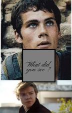[Newtmas] What did you see ? by Banshee_Gallagher