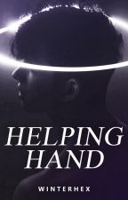 Helping Hand by lanogaxeH