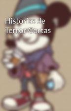Historias de Terror Cortas by user22405990