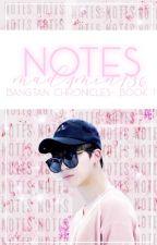 Notes | Park Jimin x Yoo Jeongyeon by mad4min136