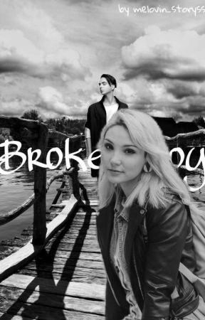 Broken Boy by melovin_storyss