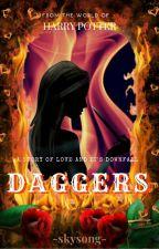 Daggers | r.a.b by -skysong-