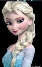 Frozen ( Percy Jackson style ) by ChildofHephaestus
