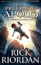 Leyendo Las Pruebas de Apolo El Oráculo Perdido en el Olimpo by 4M0-L33R