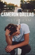Cameron Dallas Instagram by tarryN_xx
