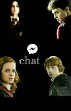 Harry Potter messenger chat CZ by Ravenclaw_Iron_Blue