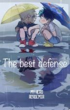 The best defense by King_Kosplay