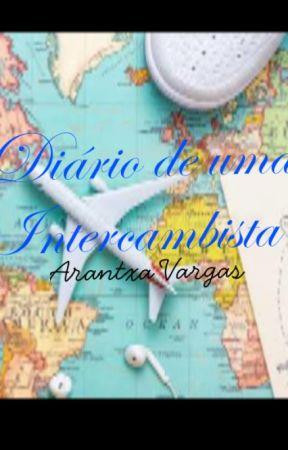 Diário de uma Intercambista by ArantxaVargas1999