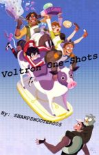 Voltron One Shots  by SHARPSHOOTER005