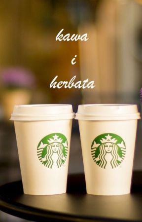 kawa i herbata by AloneMango