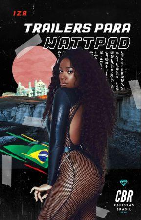 Trailer para Wattpad │ CBR by capistasbrasil