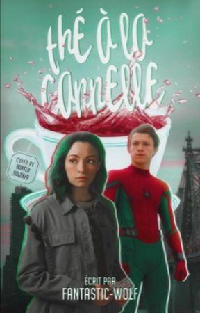 Thé à la cannelle ↝ Peter Parker by fantastic-wolf