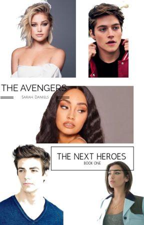 The Avengers: Next Heroes - The Last Avenger - Wattpad
