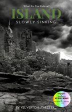 Island Slowly Sinking by Yelverton_TheGeek_