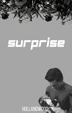 Surprise Peter Parker x reader by Diamondtea