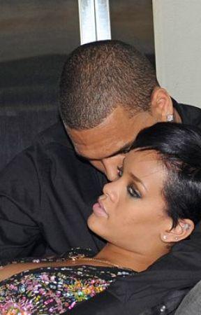 Chris And Rihanna by karynahrodriguez