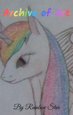 Archive of Art by RainbowAstraea