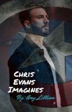 Chris Evans Imagines by AmyLillian22