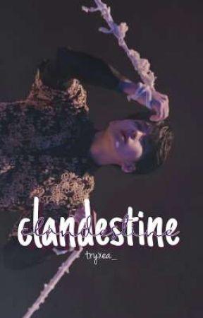 Clandestine ∞ MEANIE by tryxea_
