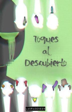 Toques al Descubierto - #FNAFHS #TS2 [FOXANGLE] by LauraDeNeon